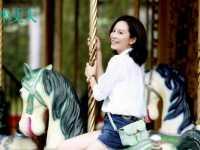 俞飞鸿才是气质美女第一人 俞飞鸿和高圆圆气质