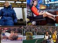 盘点吉尼斯世界纪录中的女性纪录保持者 丽萨·斯巴克斯