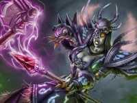 魔兽世界玩家名字大全 wow人物名