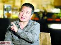 洛阳籍着名演员许文广近日回洛 芈月传大监扮演者